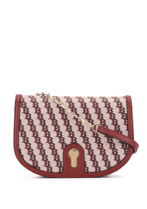 Bally Clayn small shoulder bag - Red