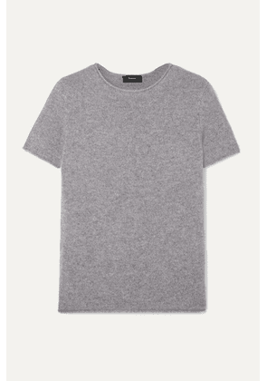 Theory - Tolleree Cashmere Top - Gray