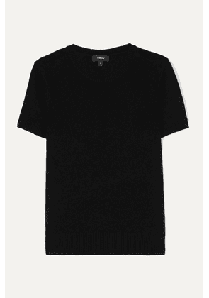 Theory - Cashmere Sweater - Black