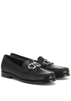 Rolo leather loafers