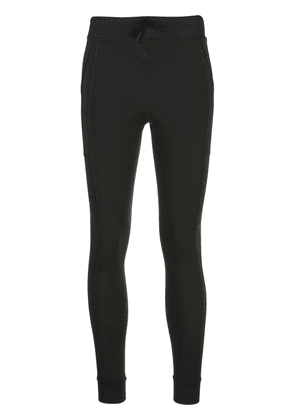 ALALA elasticated stretch leggings - Black