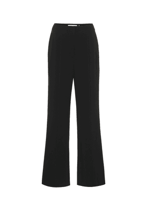 Ciara high-rise flared pants