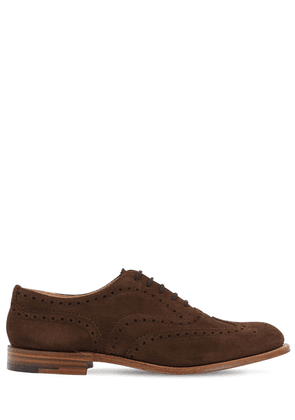 Burwood 2 Suede Lace-up Shoes