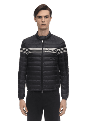 Renald Quilted Nylon Down Jacket