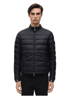 Agay Quilted Nylon Down Jacket