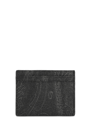 Classic Book Paisley Card Holder