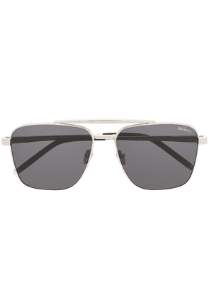 Mulberry Clifton sunglasses - SILVER