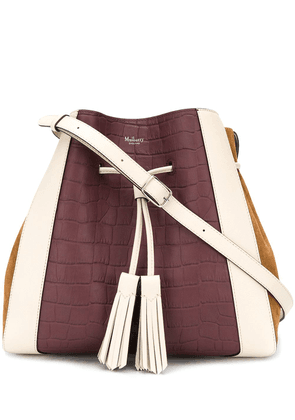 Mulberry Small Millie tote bag - PURPLE