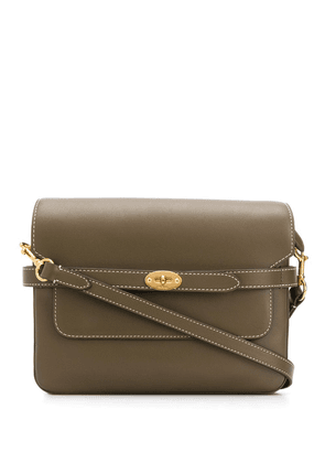 Mulberry Belted Bayswater satchel - Green