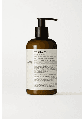 Le Labo - Tonka 25 Body Lotion, 237ml - one size