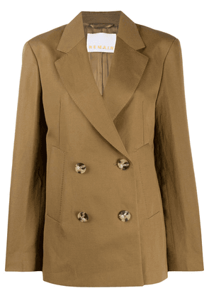 Remain double breasted blazer - Brown