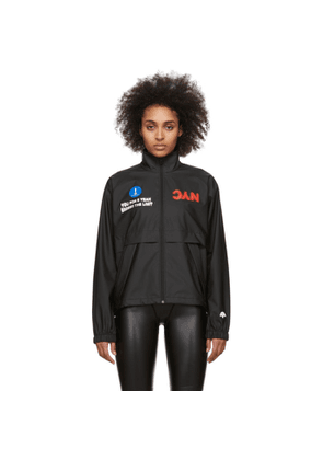 adidas Originals by Alexander Wang Black NYC Track Jacket