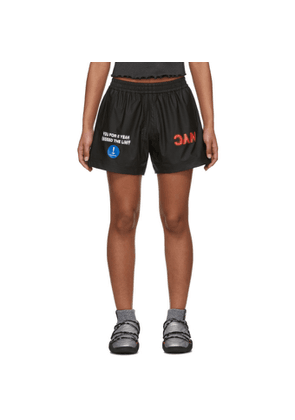 adidas Originals by Alexander Wang Black AW Shorts