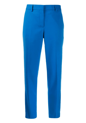 Paul Smith pleated tailored trousers - Blue