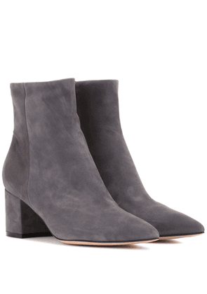 Exclusive to Mytheresa – Piper 60 suede ankle boots