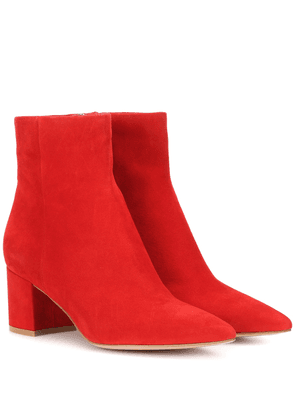 Piper 60 suede ankle boots