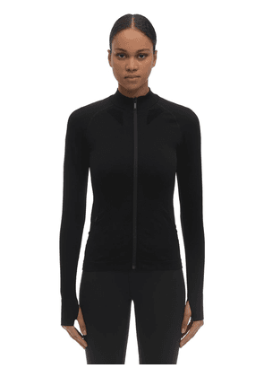 Rue St Guillaume L/s Stretch Jersey Top