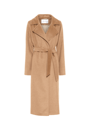 Manuela Icon camel hair coat