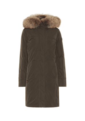 W's Luxury Boulder down coat