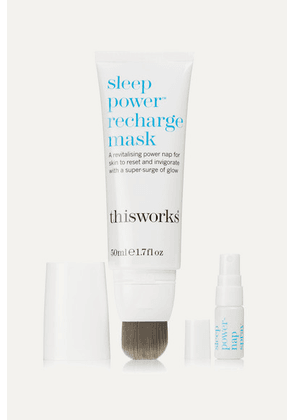 This Works - Sleep Power Recharge Mask, 50ml - one size