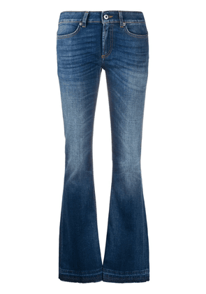 Dondup low rise flared jeans - Blue