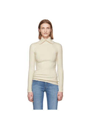 Toteme Off-White Aviles Sweater