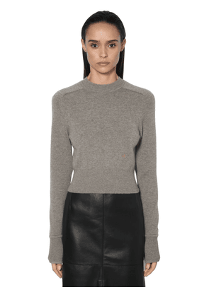 Vb Cashmere Knit Sweater