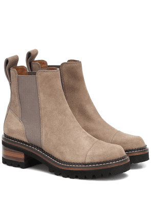 Mallory ankle boots