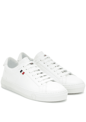 Alodie leather sneakers