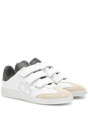 Beth leather sneakers