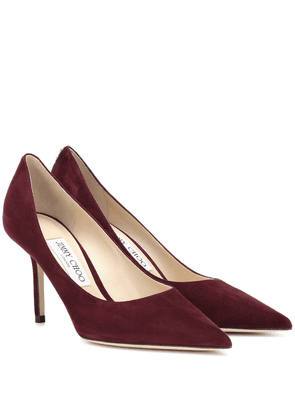 Love 85 suede pumps