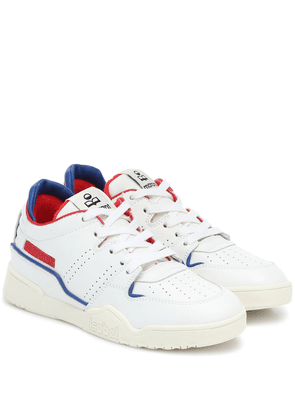 Emree low-top leather sneakers