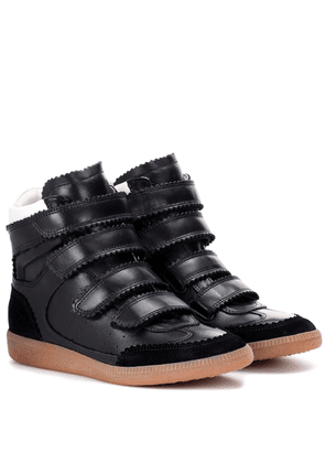 Bilsy leather sneakers