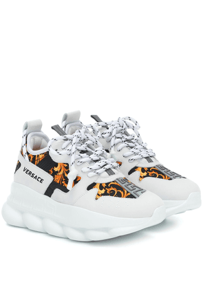 Chain Reaction 2 printed sneakers