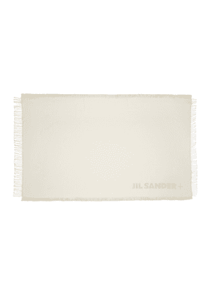 Jil Sanderand Off-White Porcelain Beach Blanket