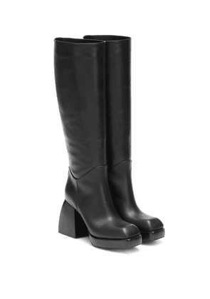 Bulla Solal knee-high leather boots
