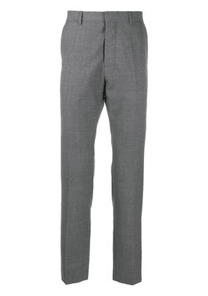 Ami Paris cigarette tapered trousers - Grey