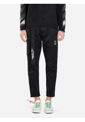 Off White C/O Virgil Abloh Trousers