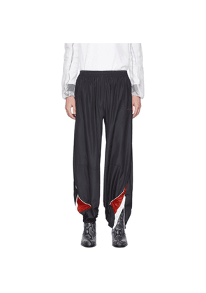 Y/Project Navy Oversized Lounge Pants