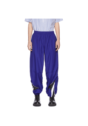 Y/Project Blue Oversized Lounge Pants