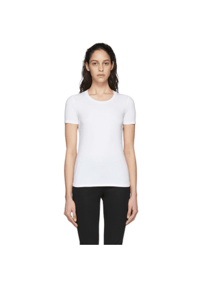 Max Mara Leisure White Vagare T-Shirt
