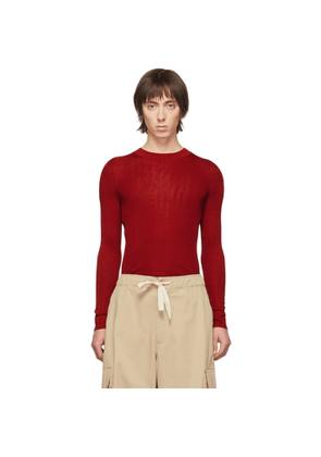 Judy Turner Red Alice Sweater