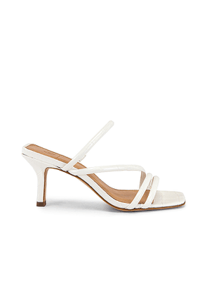 House of Harlow 1960 x REVOLVE Yara Heel in White. Size 5.5,6,6.5,7,7.5,8,8.5,9,9.5.