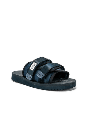 Suicoke Moto Cab in Navy - Blue. Size 8 (also in 11,9).