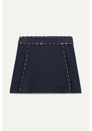 Chloé Kids - Ages 2 - 5 Embellished Stretch-jersey Skirt