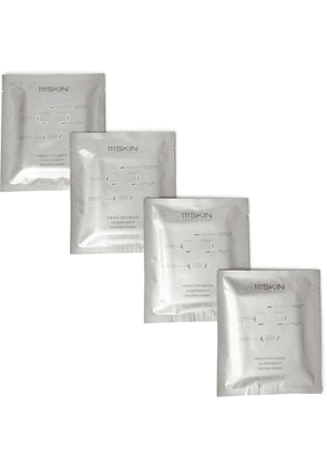111SKIN - Meso Infusion Overnight Micro Mask, 4 X 16g - Colorless