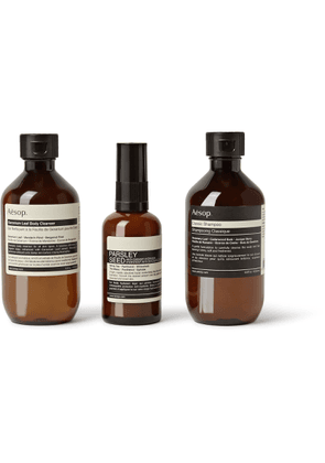 Aesop - Athlete Grooming Kit - Men - Colorless