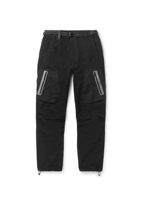 And Wander - Shell Trousers - Black