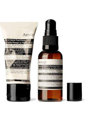 Aesop - Moroccan Neroli Shaving Duet - Men - Colorless