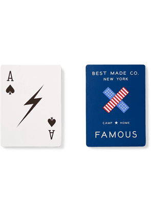 Best Made Company - Playing Cards - Men - White